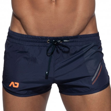 Addicted Fast Dry Rocky Short - Navy