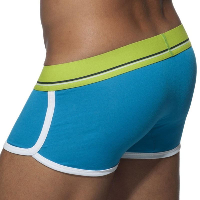 Addicted Boxer Curve Turquoise