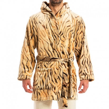Modus Vivendi Tiger Bathrobe - Sand
