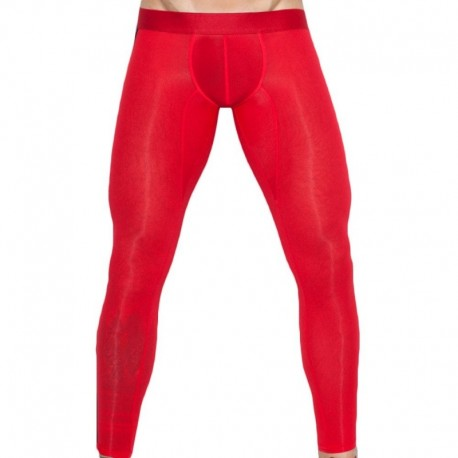 ES Collection Thin Legging - Red