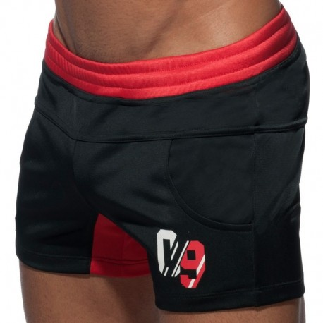 Addicted Sport 09 Short - Black