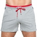 ES Collection Short Coton FIT Gris