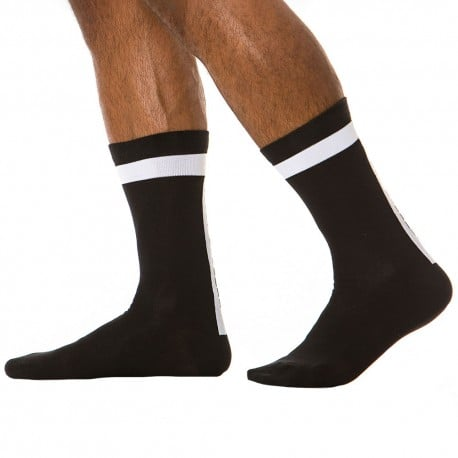 Modus Vivendi Athletic Socks - Black