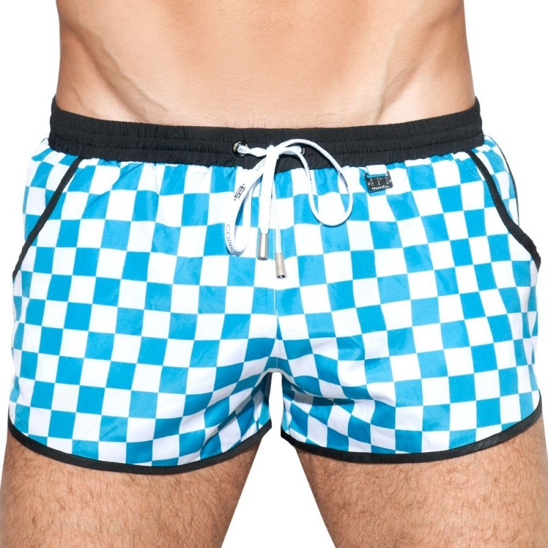 ES Collection Short de Bain Rally Bleu