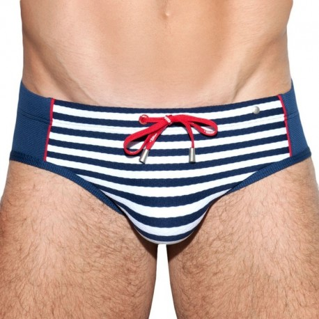 ES Collection Slip de Bain Sailor Marine