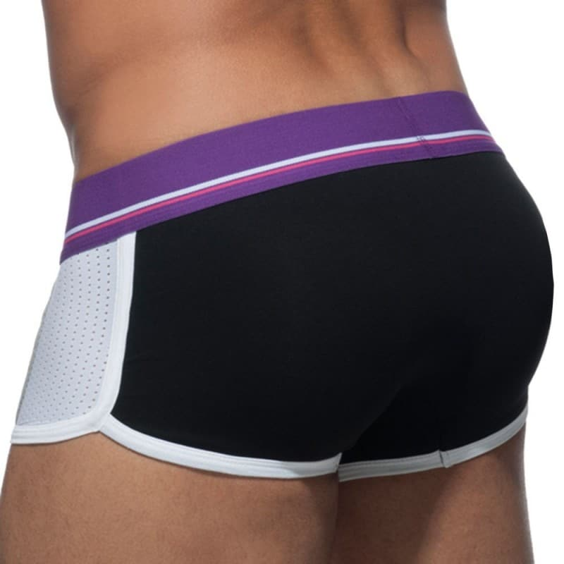 Addicted Boxer Sportive Super Bulk Noir
