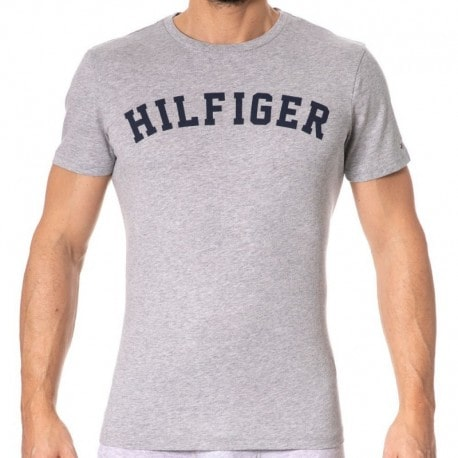 Tommy Hilfiger Cotton Icon T-Shirt - Grey