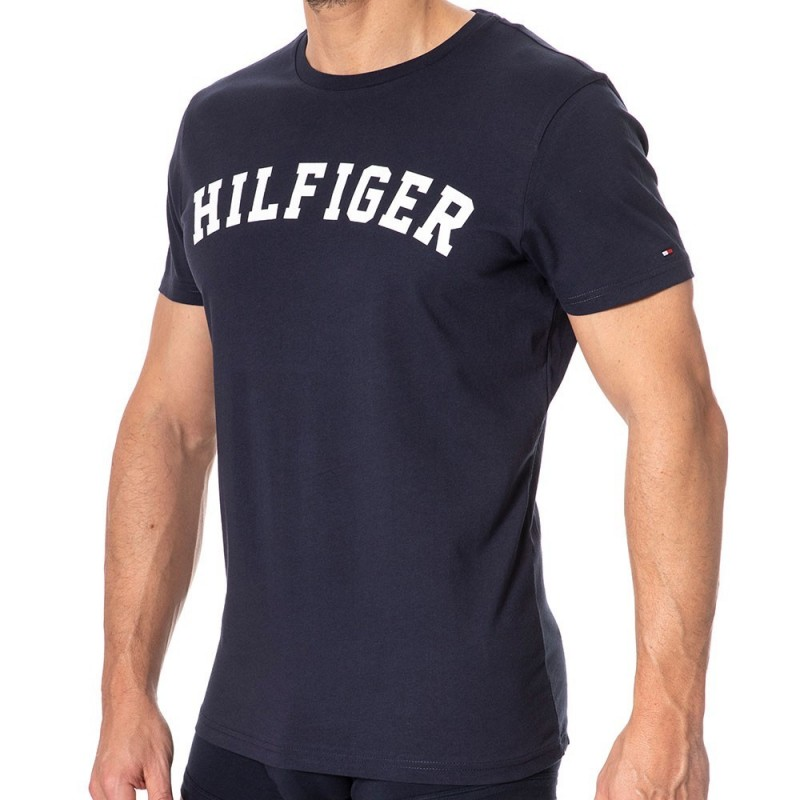 Tommy Hilfiger Cotton Icon T-Shirt - Navy