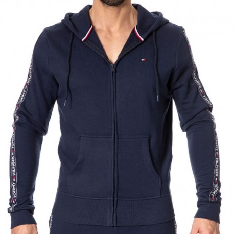 Tommy Hilfiger Authentic Hoody - Navy