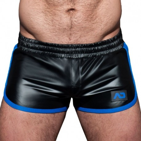 AD Fetish Short Rocky Double Side Noir - Royal