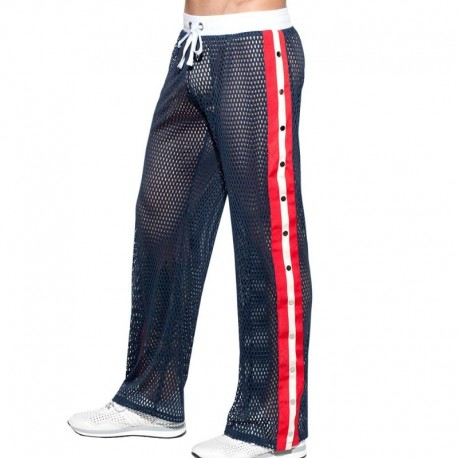 ES Collection Pantalon Open Mesh Marine