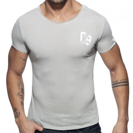 Addicted T-Shirt Sport 09 Gris