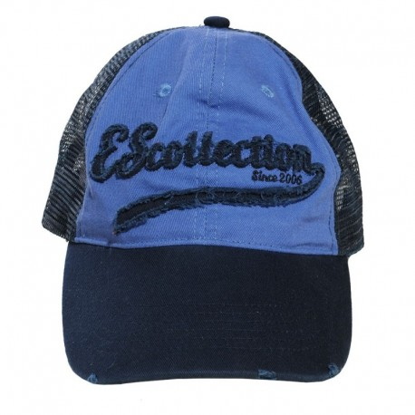 ES Collection Baseball Cap - Blue