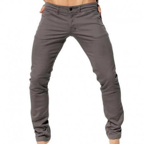 Rufskin Pantalon Jeans Johnson Ciment