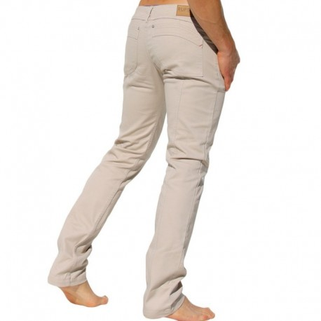 Rufskin Pantalon Jeans Johnson Sable