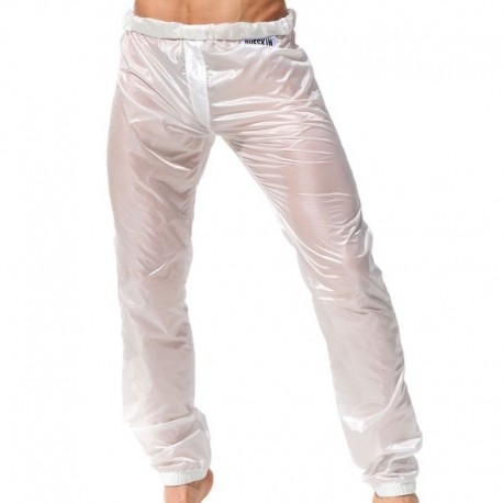 Rufskin Pantalon Roll Down Blanc