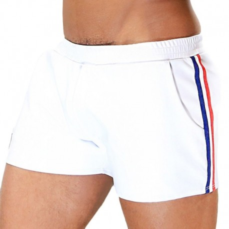 TOF Paris Short White Party Blanc