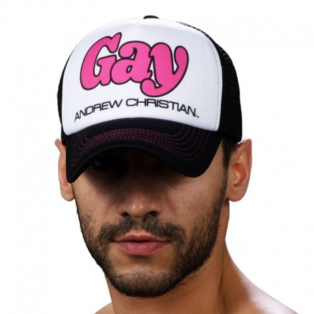 Andrew Christian Casquette Gay