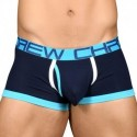Andrew Christian Boxer Almost Naked Fly Tagless Marine