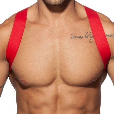 Addicted Spider Harness - Red