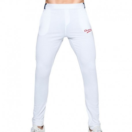 ES Collection Cotton Sport Pants - White