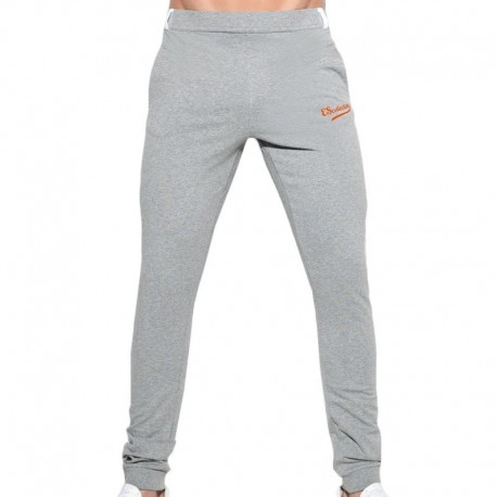 ES Collection Cotton Sport Pants - Grey