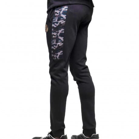 ES Collection Pantalon Sport Padded Army Noir
