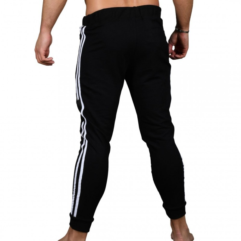 Andrew Christian Pantalon Pure Training Vibe Noir