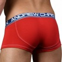 Andrew Christian Boxer CoolFlex Modal Show-It Rouge