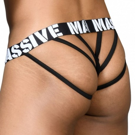 Andrew Christian String Mesh Massive Party Animal