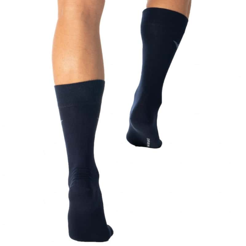 Emporio Armani Plain Socks - Navy