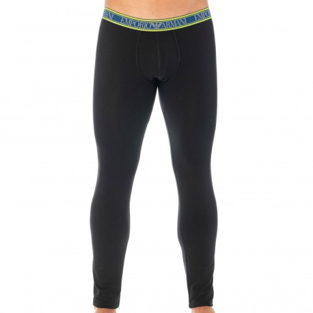Emporio Armani Legging Color Play Noir