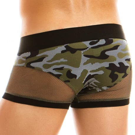 Modus Vivendi Boxer C-Through Camo Kaki