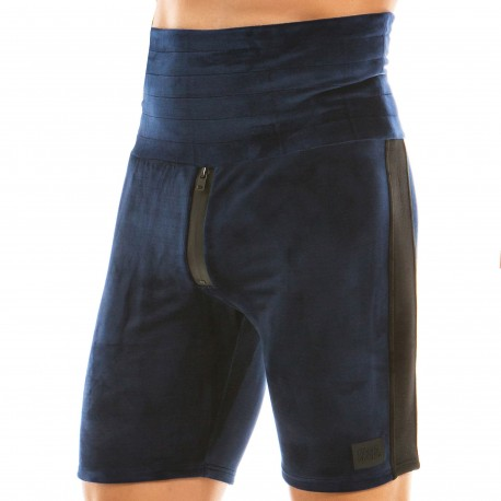 Modus Vivendi Short Training Luxury Bleu