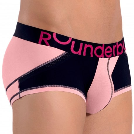 Rounderbum Boxer Anatomic Candy Rose