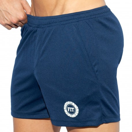ES Collection Training FIT Short - Navy