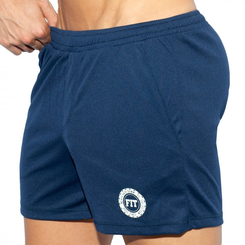 ES Collection Short Training FIT Marine