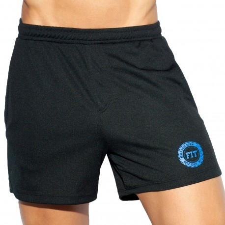 ES Collection Short Training FIT Noir