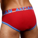 Andrew Christian Slip CoolFlex Modal Active Show-It Rouge