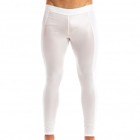 Modus Vivendi Legging High Tech Blanc