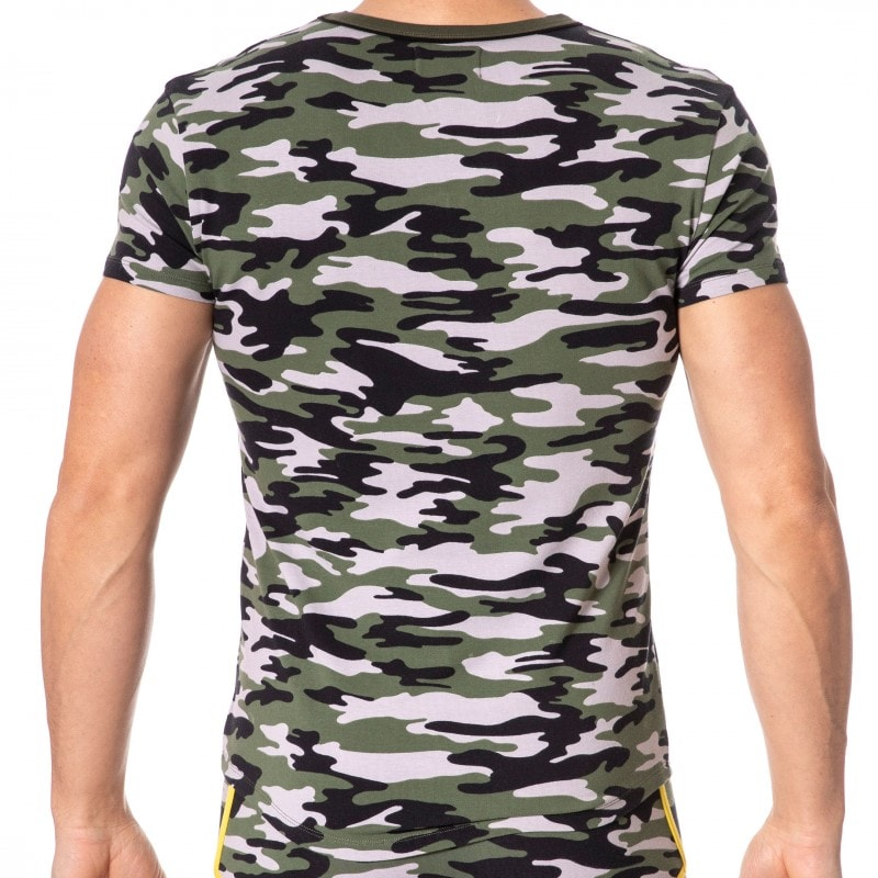 SKU T-Shirt First - Camouflage