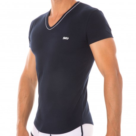 SKU T-Shirt First - Navy