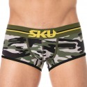 SKU Shorty First Coton Camouflage