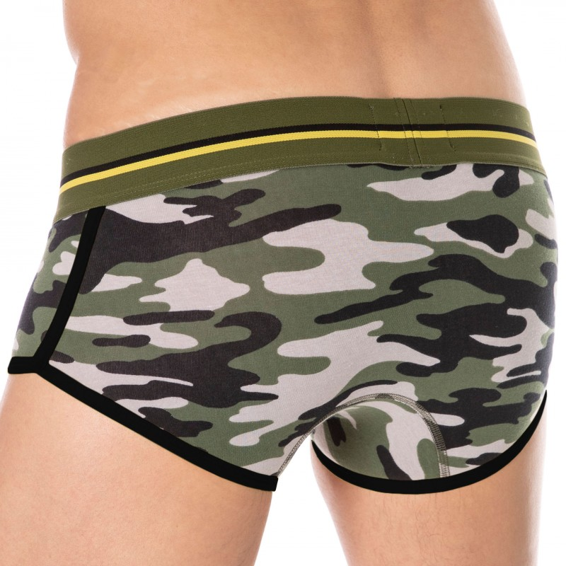 SKU First Cotton Trunks - Camouflage