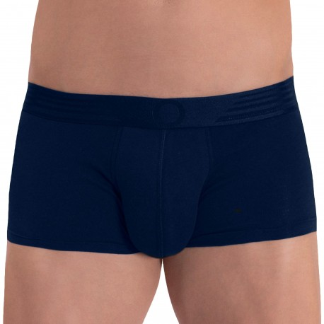 Rounderbum Basic Package Cotton Trunks - Navy Blue