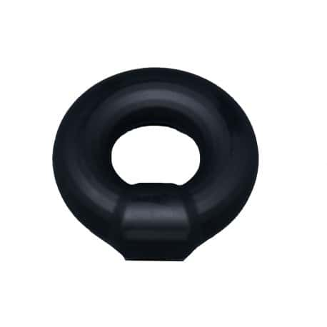 Andrew Christian Trophy Boy Easy Grip Cock Ring - Black