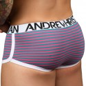 Andrew Christian Boxer Almost Naked Candy Stripe