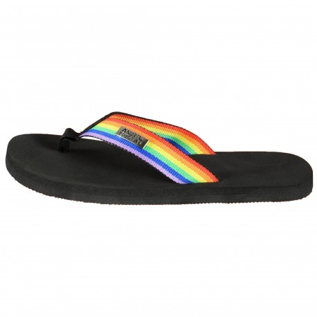 Andrew Christian Tongs Pride Rainbow