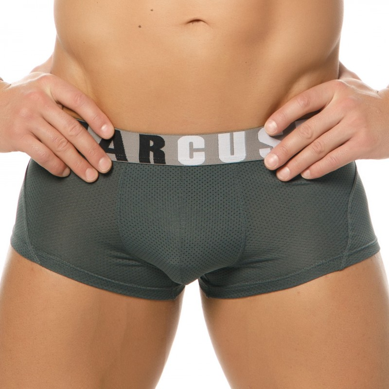 Marcuse Boxer Mesh Active Anthracite