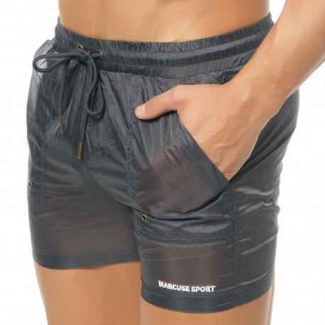 Marcuse Babylon Short - Charcoal